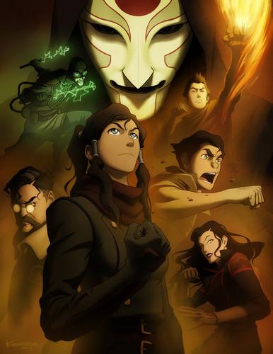 Bryan Konietzko - The Legend of Korra Book 1 finale