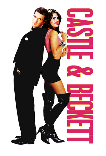 CASKETT  PRETTY WOMAN - castle Photo