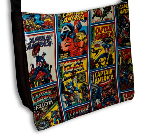 Captain America Messenger Bag - the-avengers Photo