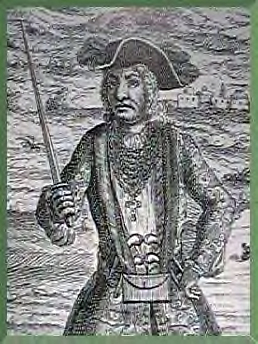 Captain Howell Davis (ca. 1690 – June 19, 1719)