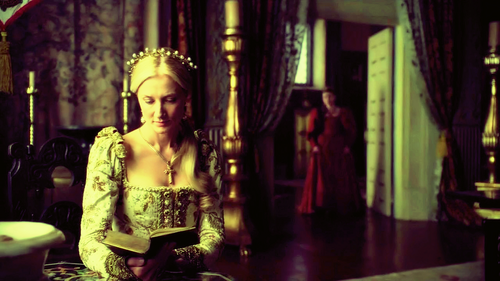 Catherine Parr - the-six-wives-of-henry-viii Fan Art