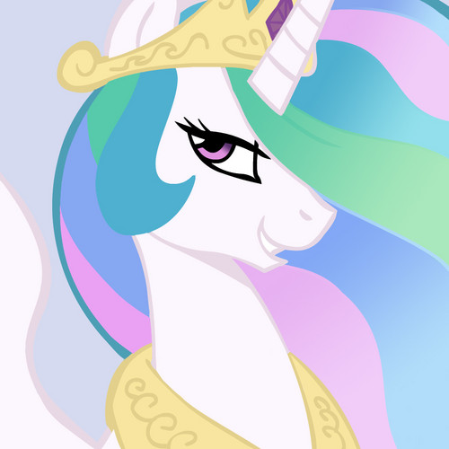 Princess Celestia fond d'écran called Celestia