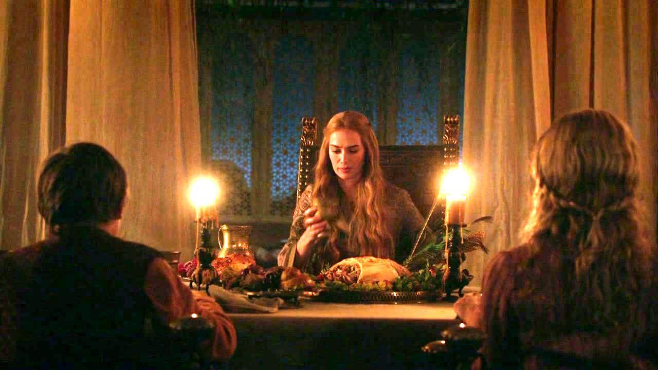 Cersei myrcella y tommen lannister juego de tronos for Decoracion juego de tronos