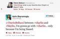 Charlin (Charlie/Aylin) Tweets ;)