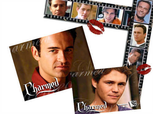 Charmed wallpaper entitled Charmed Men