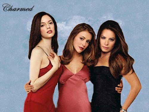 Charmed Posterized