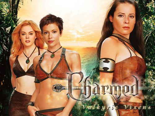 Charmed Valkyrie Vixens