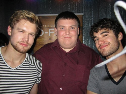 Chord at the MMVA after party, June 17th 2012 - chord-overstreet Photo