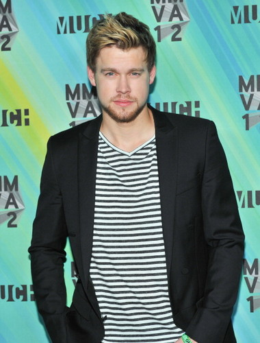 Chord at the MMVA's in Toronto, June 17th 2012 - chord-overstreet Photo