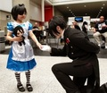Ciel in Wonderland Cosplay!!!