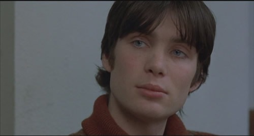 Cillian Murphy as Jonathan Breech in On the edge