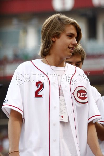 Cole Sprouse Long Hair
