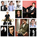 Collage with pictures of Matthew - matthew-gray-gubler fan art