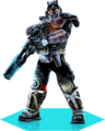 Colonel Radec - playstation-all-stars-battle-royale photo