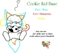 Cookie Kid Base - sonic-bases photo