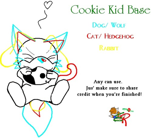 Cookie Kid Base
