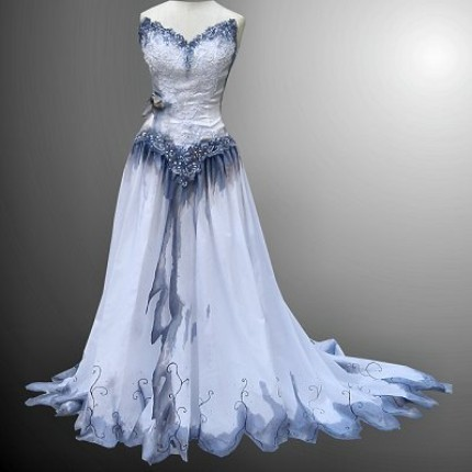 Corpse Bride Dress