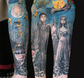 Corpse Bride Tatoo - corpse-bride photo