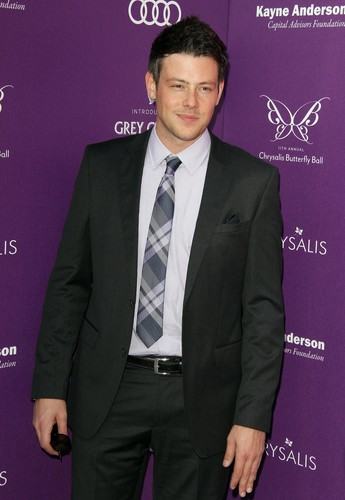 Cory & Lea At The 11th Annual Chrysalis バタフライ, 蝶 Ball