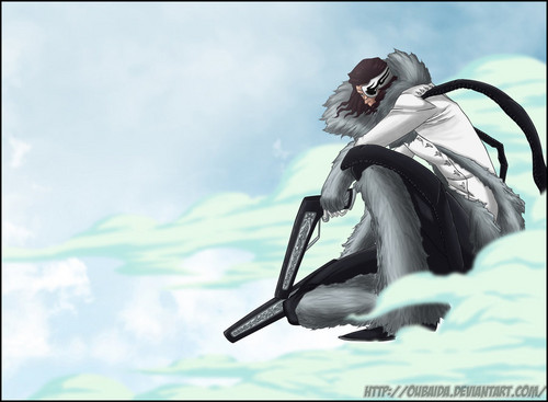 bleach anime images coyote starrk hd wallpaper and