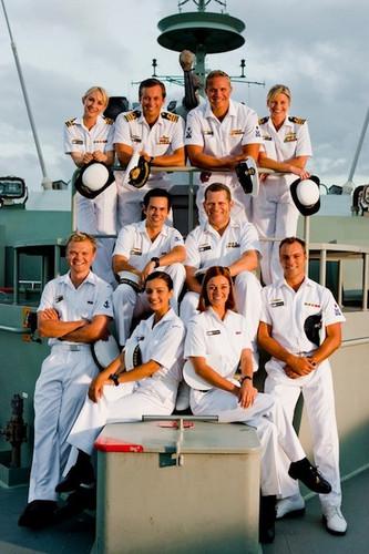 Crew of Sea Patrol