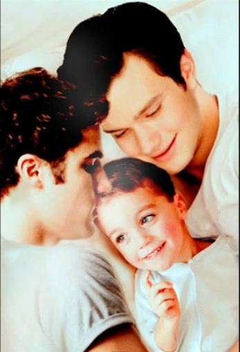 CrissColfer + Adorable Toddler
