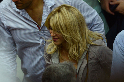 Croatia v Spain - Group C: UEFA EURO 2012 - shakira Photo