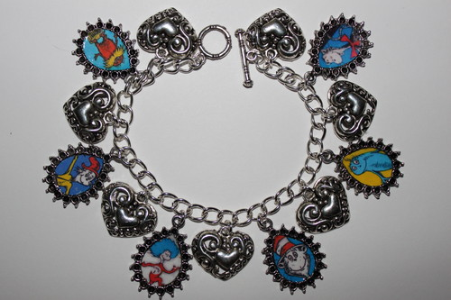 DR. SEUSS charm bracelet - dr-seuss Photo