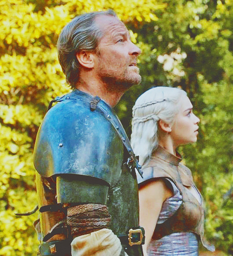 Dany and Jorah