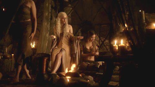 Dany with Irri and Doreah - daenerys-targaryen Photo
