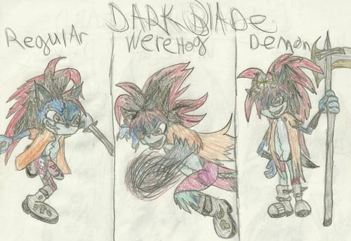 Dark Blade stuff