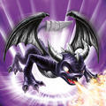 Dark Spyro - skylanders-spyros-adventure photo