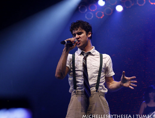 Darren Apocalytour NYC 11/06/12