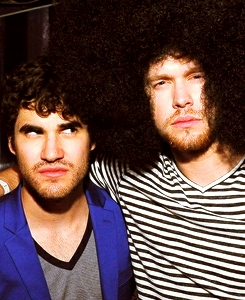 Darren and Chord MMVA 2012 - darren-criss Photo