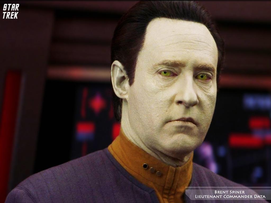 Commander Data