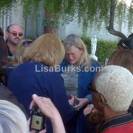 Debbie Rowe after MJ's death