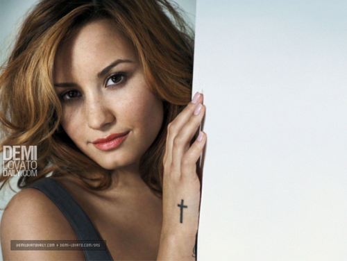 Demi - Photoshoots 2012 - M Hom 2012 - demi-lovato Photo
