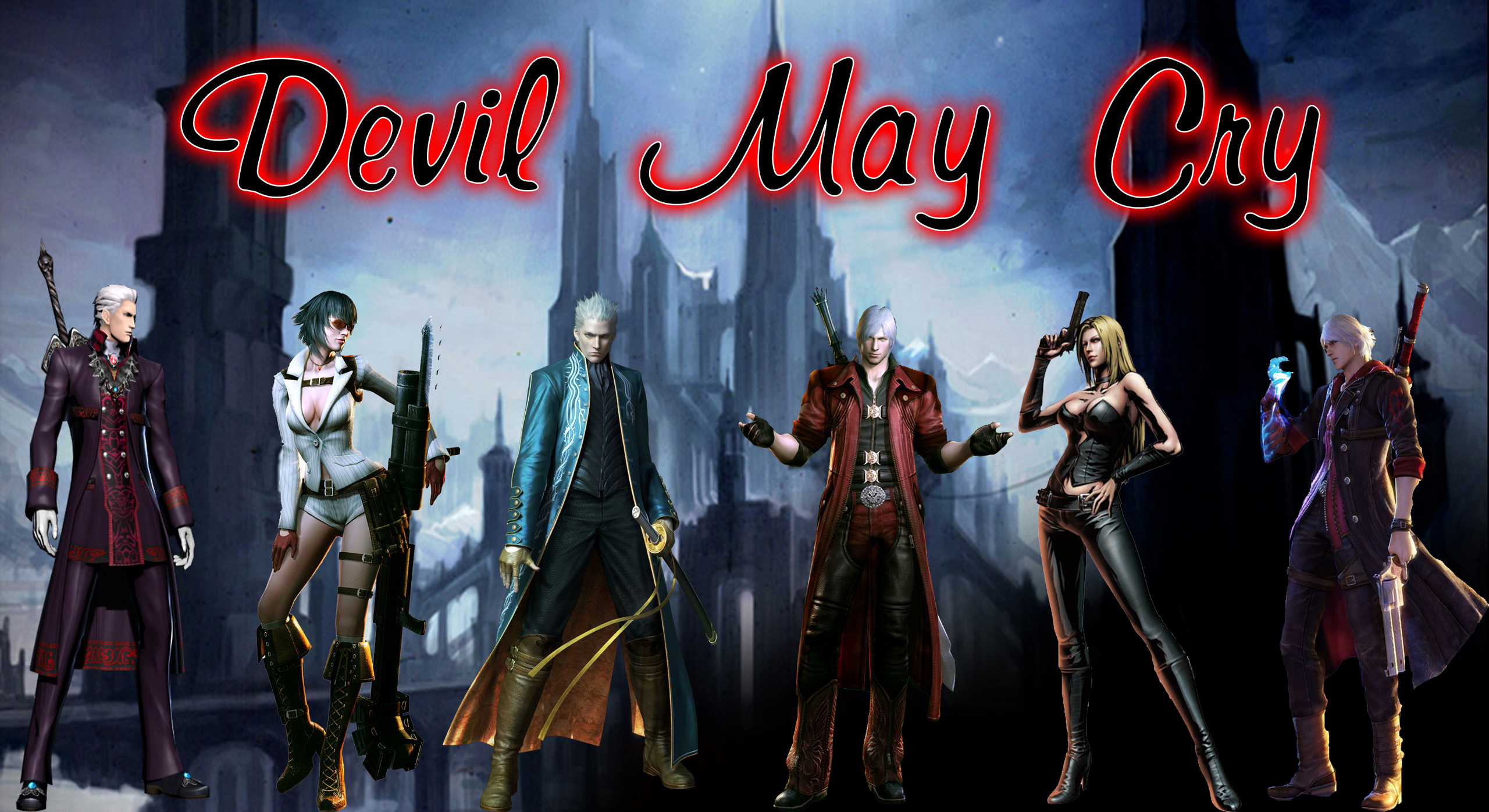 Devil May Cry images Devil May Cry HD wallpaper and ...