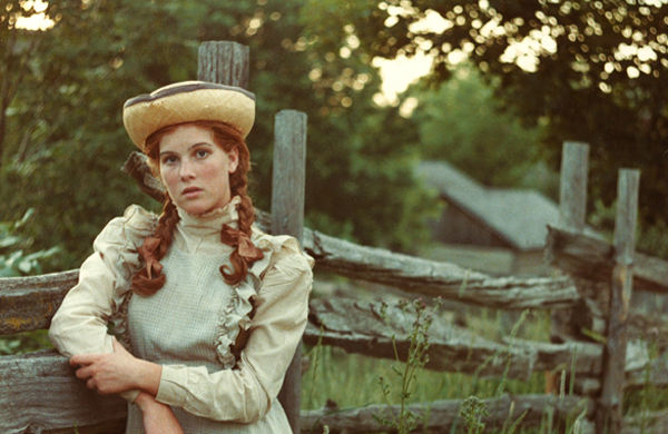 Diana Auditions as Anne