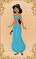 Disney Herione Dressup - jasmin