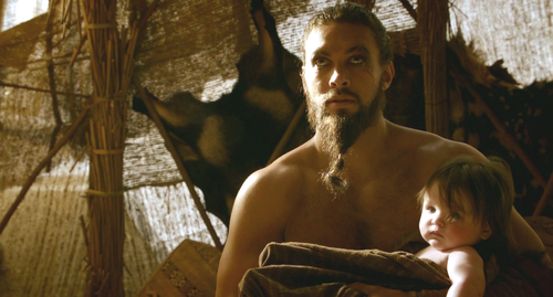 Drogo and Rhaego