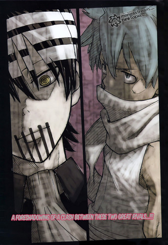 Soul Eater wallpaper containing anime entitled E-A-T