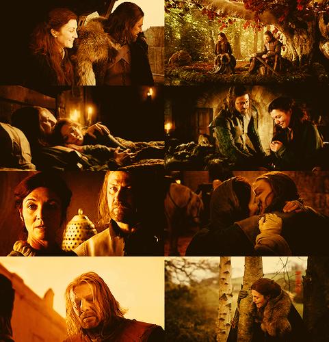 Ned&Catelyn