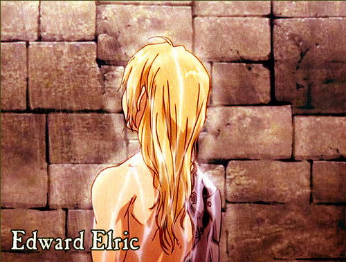 Edward Elric is Beautiful <3