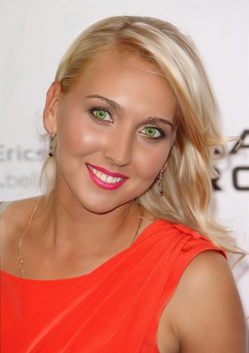 Elena Vesnina-1 - tennis Photo