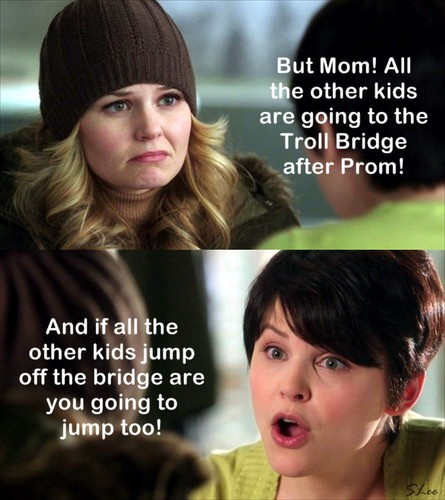 Emma & Mary Margaret