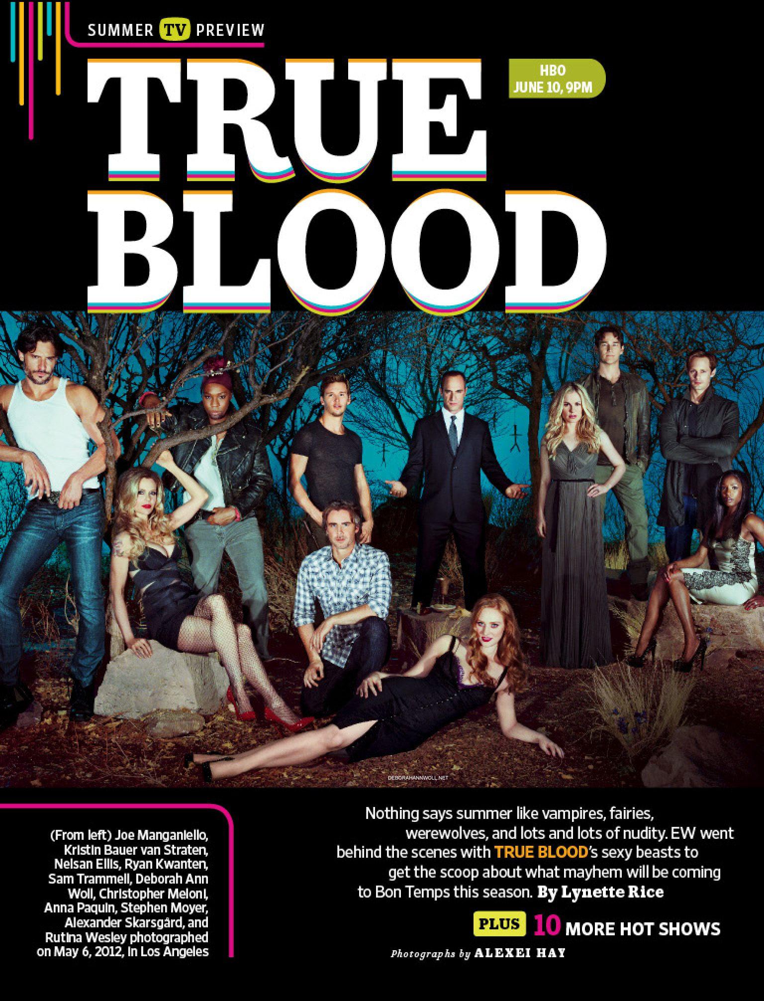 Entertainment Weekly - June 07, 2012