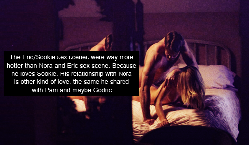 Eric/Sookie's Fans Confessions (Season 5 Episode 1) - sookie-and-eric Fan Art