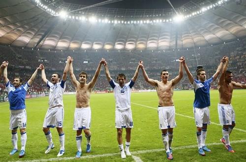 Euro 2012-Greece