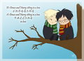 F-A-L-L-I-N-G in love - harry-and-draco fan art